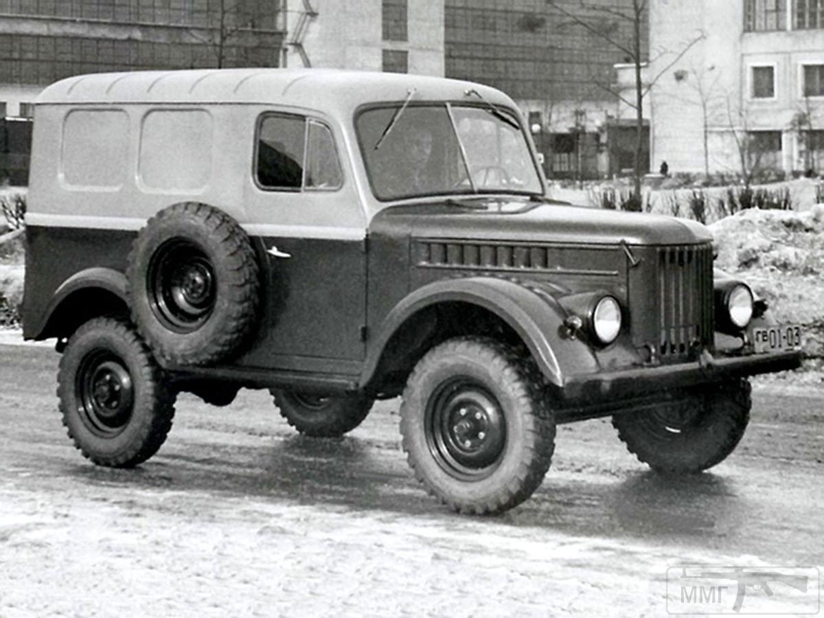 19038 - Обзор автомобиля ГАЗ-69 / ГАЗ-69А.