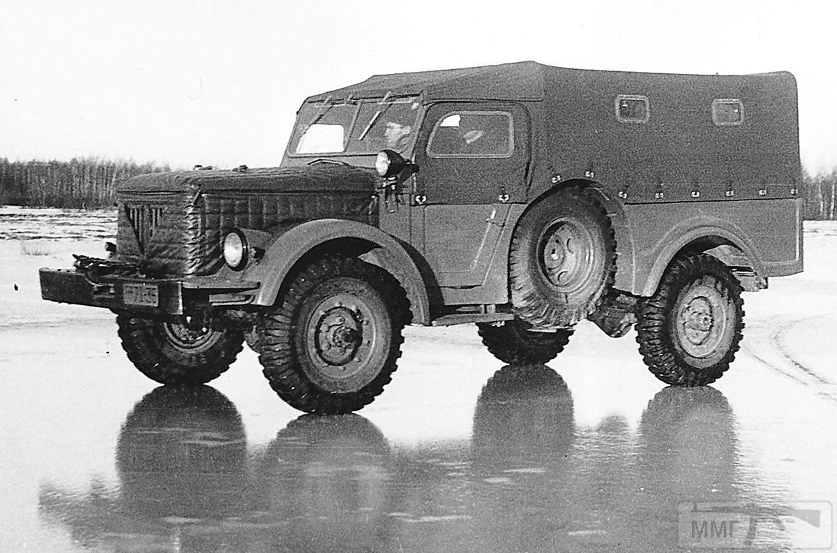19040 - Обзор автомобиля ГАЗ-69 / ГАЗ-69А.