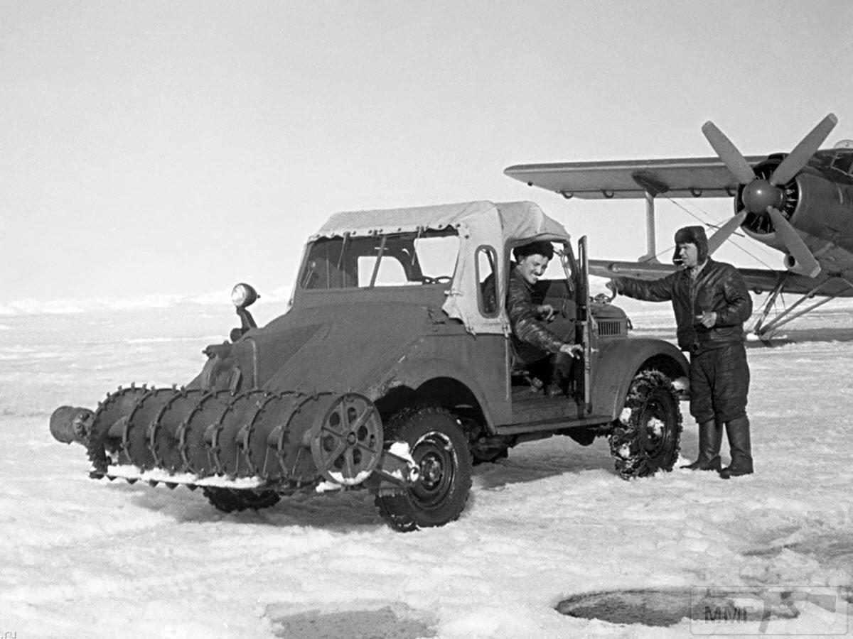 19045 - Обзор автомобиля ГАЗ-69 / ГАЗ-69А.