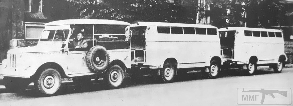 19047 - Обзор автомобиля ГАЗ-69 / ГАЗ-69А.