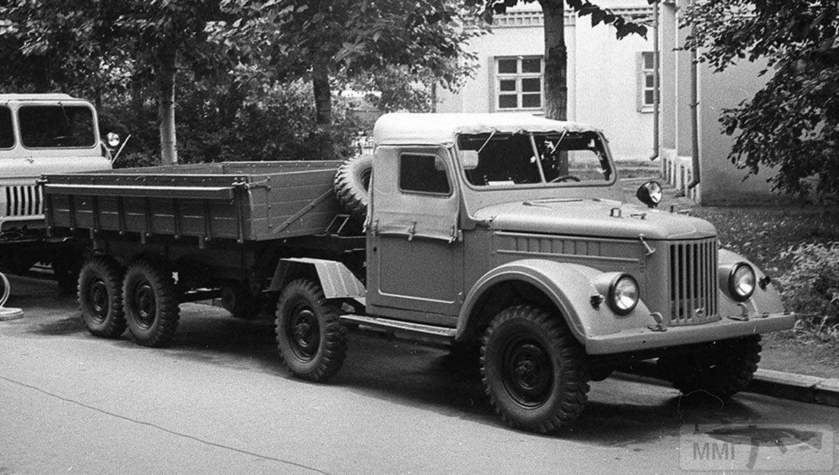19049 - Обзор автомобиля ГАЗ-69 / ГАЗ-69А.