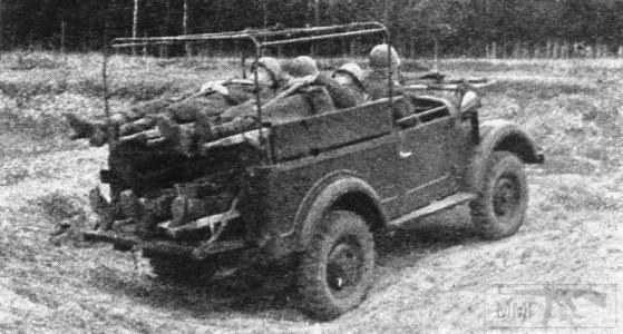19055 - Обзор автомобиля ГАЗ-69 / ГАЗ-69А.
