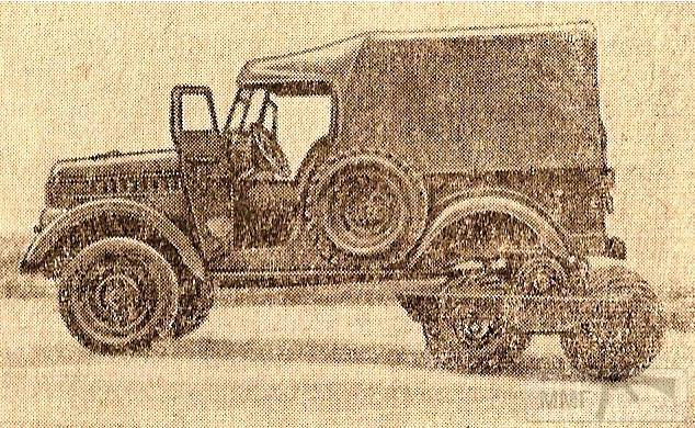 19056 - Обзор автомобиля ГАЗ-69 / ГАЗ-69А.