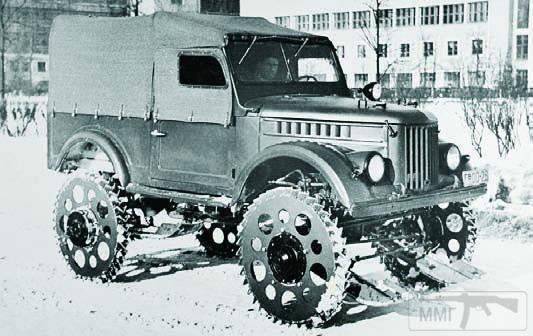 19059 - Обзор автомобиля ГАЗ-69 / ГАЗ-69А.