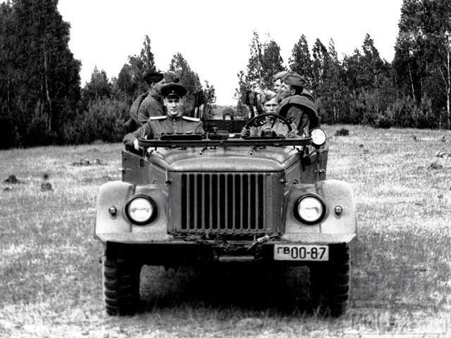 19063 - Обзор автомобиля ГАЗ-69 / ГАЗ-69А.