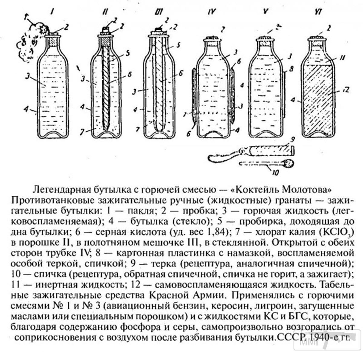 19067 - Коктейль Молотова.