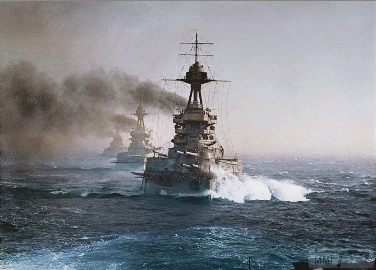 19175 - Броненосцы, дредноуты, линкоры и крейсера Британии