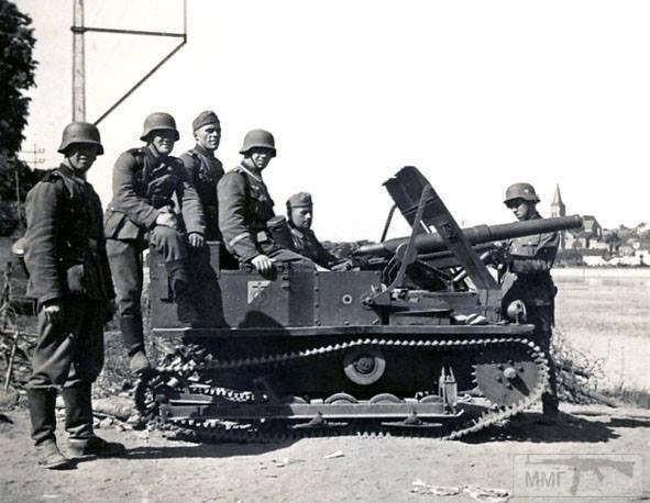 19195 - Военное фото 1939-1945 г.г. Западный фронт и Африка.