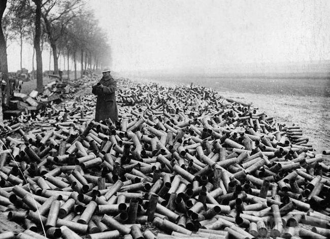 19223 - Артиллерия 1914 года