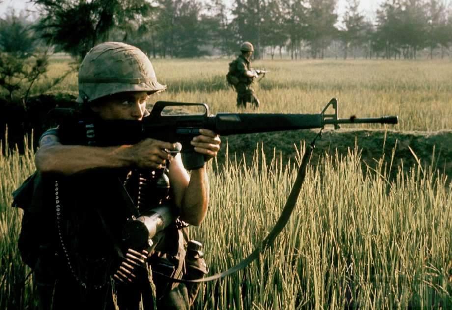 1924 - Семейство Armalite / Colt AR-15 / M16 M16A1 M16A2 M16A3 M16A4