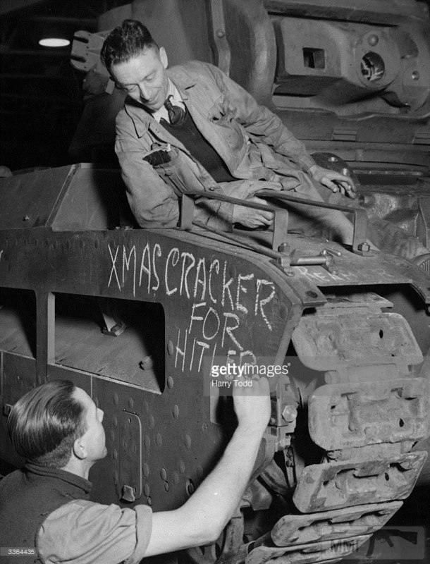 19259 - Военное фото 1939-1945 г.г. Западный фронт и Африка.