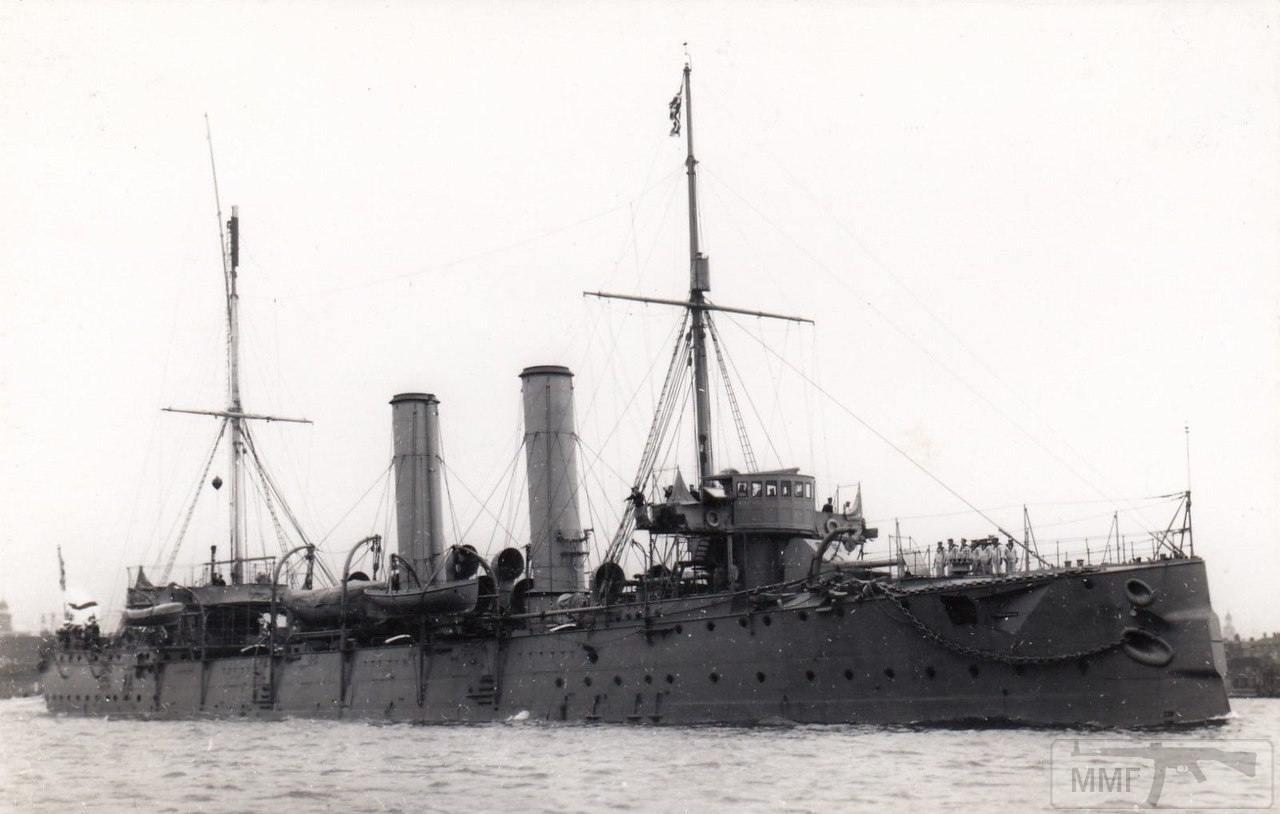 19322 - Броненосцы, дредноуты, линкоры и крейсера Британии