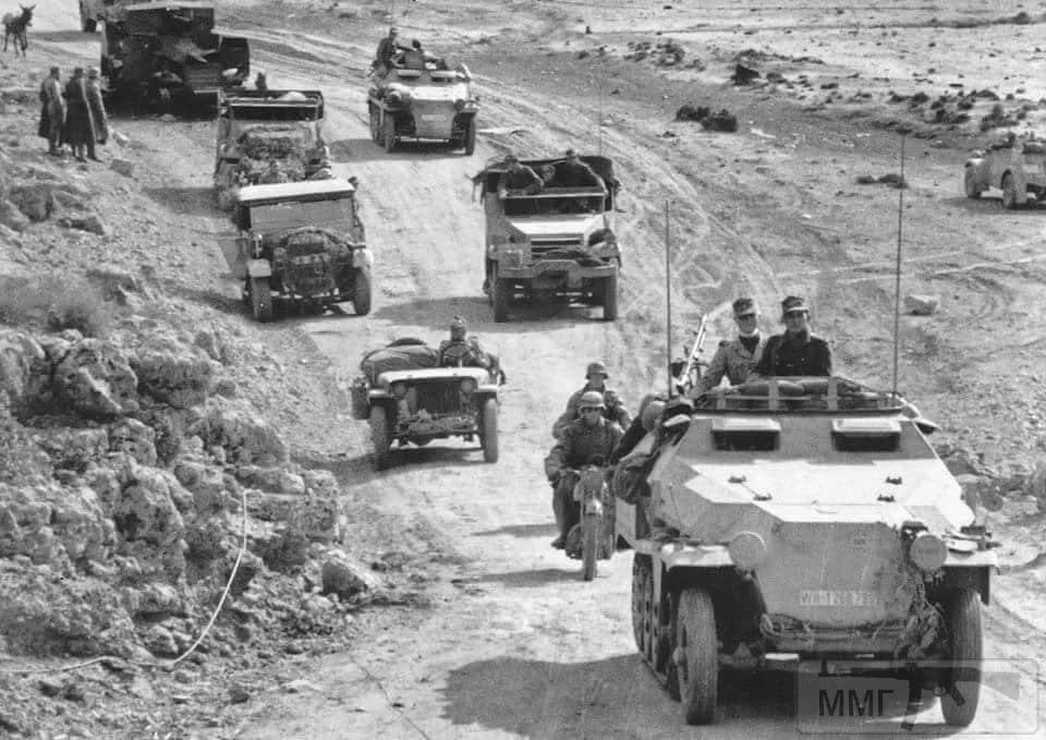 19330 - Военное фото 1939-1945 г.г. Западный фронт и Африка.