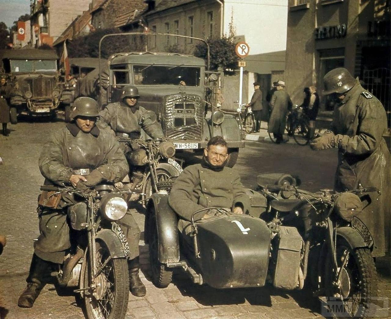 19331 - Военное фото 1939-1945 г.г. Западный фронт и Африка.