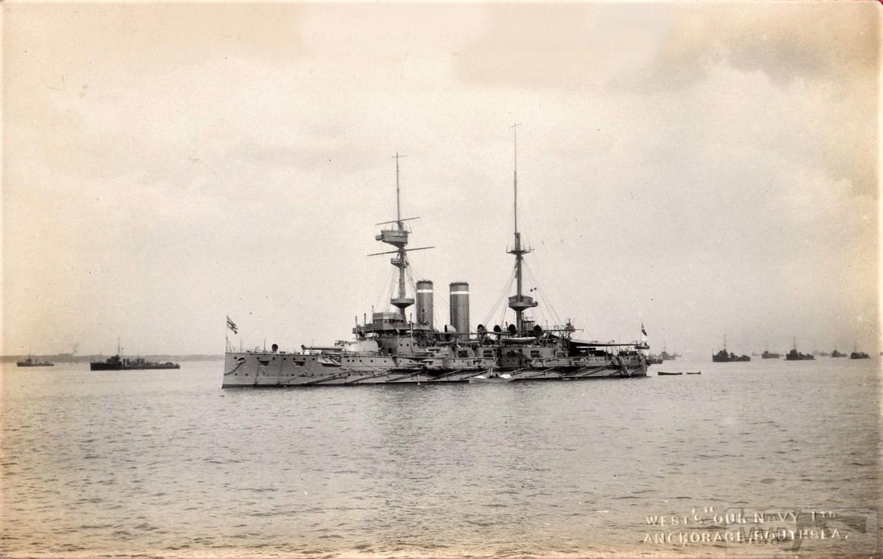 19340 - Броненосцы, дредноуты, линкоры и крейсера Британии
