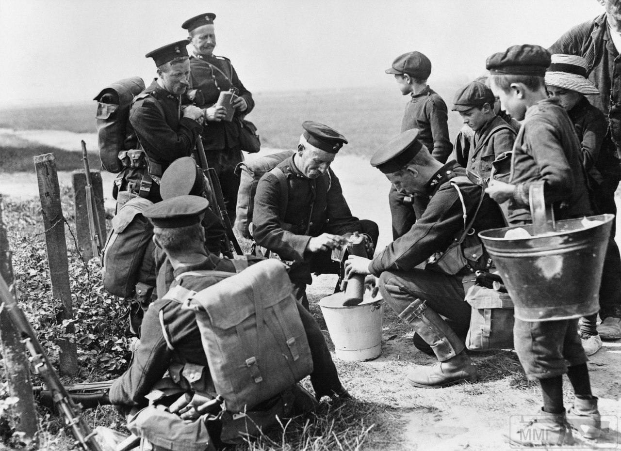19342 - Военное фото. Западный фронт. 1914-1918г.г.