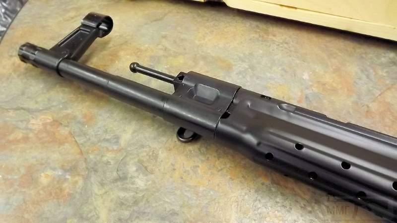 1935 - Sturmgewehr Haenel / Schmeisser MP 43MP 44 Stg.44 - прототипы, конструкция история