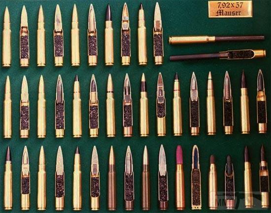 19423 - Патрон 7,92x57 «Маузер» - виды, маркировка, история