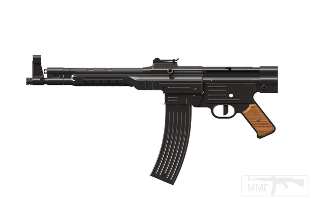 1949 - Sturmgewehr Haenel / Schmeisser MP 43MP 44 Stg.44 - прототипы, конструкция история