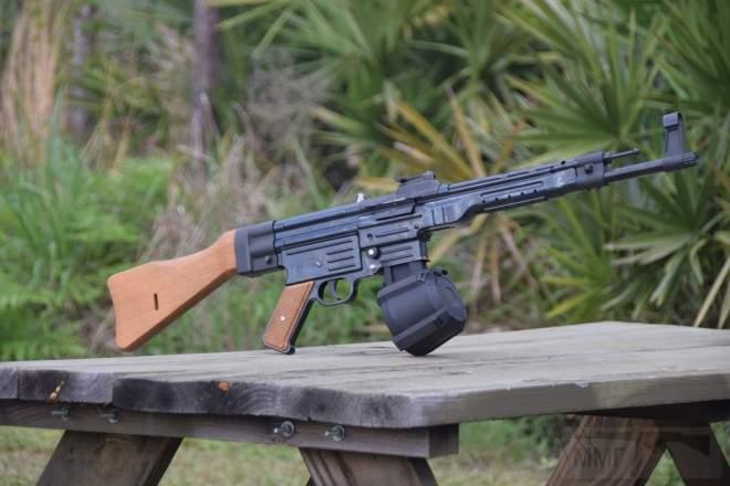 1954 - Sturmgewehr Haenel / Schmeisser MP 43MP 44 Stg.44 - прототипы, конструкция история