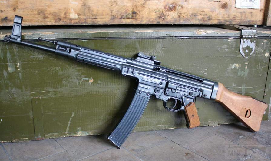 1960 - Sturmgewehr Haenel / Schmeisser MP 43MP 44 Stg.44 - прототипы, конструкция история