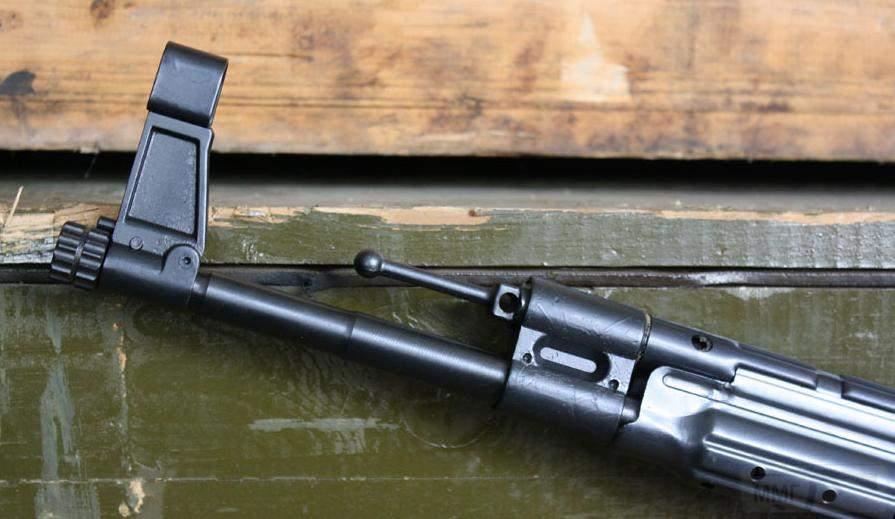 1961 - Sturmgewehr Haenel / Schmeisser MP 43MP 44 Stg.44 - прототипы, конструкция история