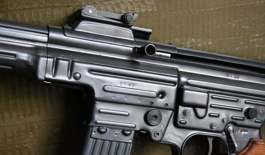 1962 - Sturmgewehr Haenel / Schmeisser MP 43MP 44 Stg.44 - прототипы, конструкция история