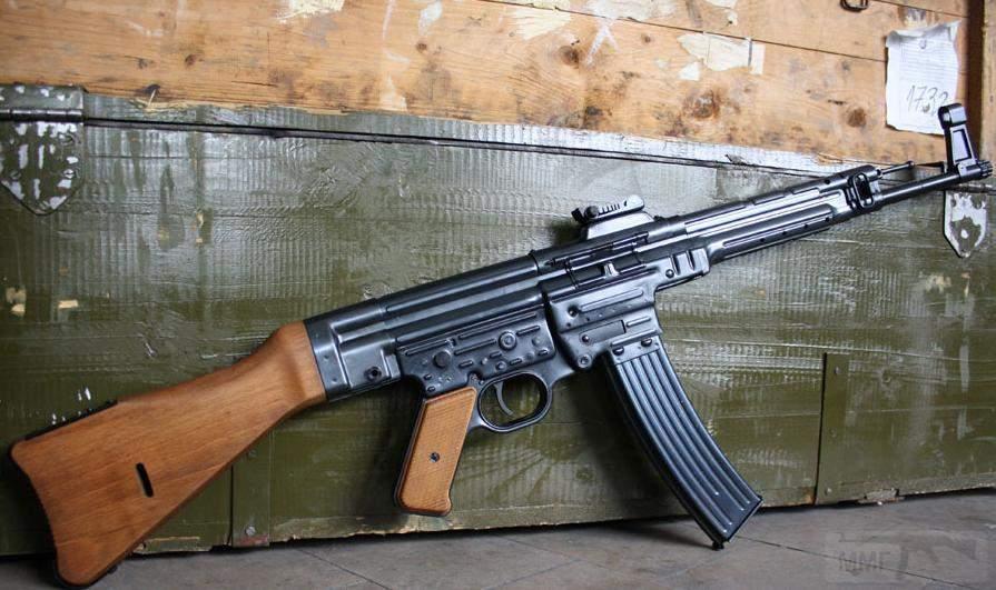 1963 - Sturmgewehr Haenel / Schmeisser MP 43MP 44 Stg.44 - прототипы, конструкция история