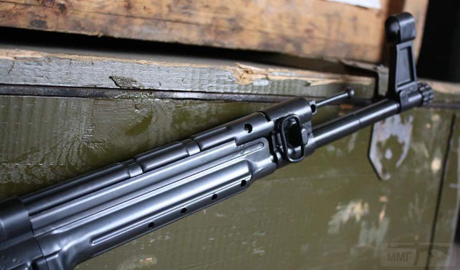 1964 - Sturmgewehr Haenel / Schmeisser MP 43MP 44 Stg.44 - прототипы, конструкция история