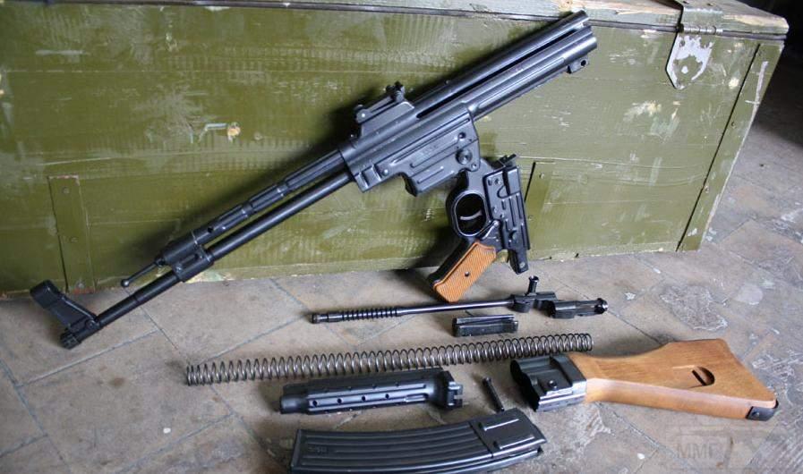 1970 - Sturmgewehr Haenel / Schmeisser MP 43MP 44 Stg.44 - прототипы, конструкция история