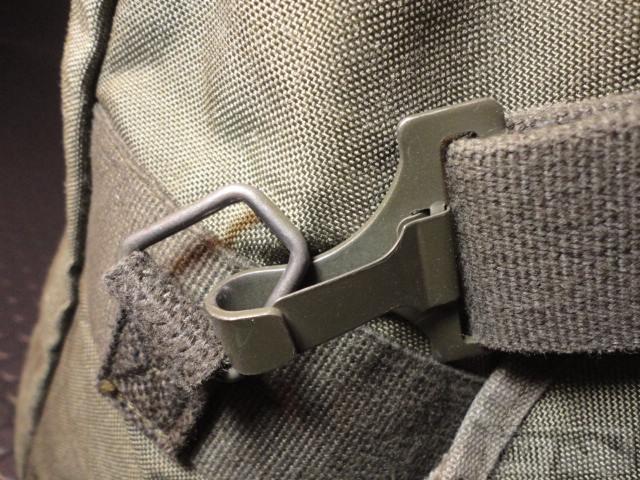 19707 - Транспортировочная сумка армии Бундесвера (парашютная сумка,десантная сумка).Оригинал