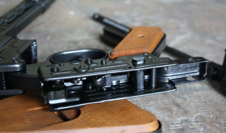 1972 - Sturmgewehr Haenel / Schmeisser MP 43MP 44 Stg.44 - прототипы, конструкция история