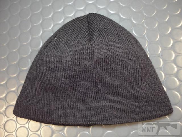 19745 - Новые шапки без отворота с флисовым утеплителем.Черные.