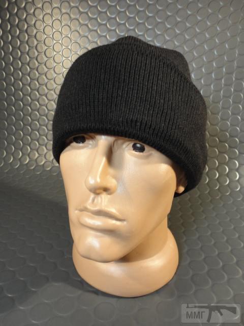 19750 - Новые шапки с отворотом и флисовым утеплителем.Черные.