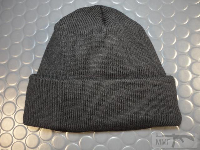 19756 - Новые шапки с отворотом и флисовым утеплителем.Черные.