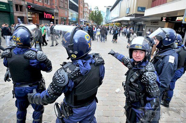 19797 - Защита рук Police Великобритании . Оригинал 100%