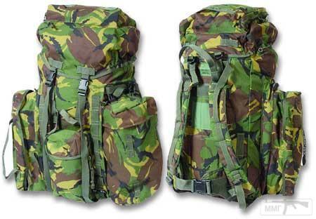 19836 - Рюкзаки армии Великобритании Берген 100 литров DPM и Олива