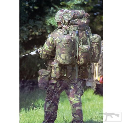 19838 - Рюкзаки армии Великобритании Берген 100 литров DPM и Олива
