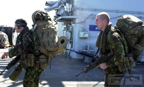 19839 - Рюкзаки армии Великобритании Берген 100 литров DPM и Олива