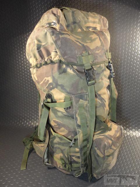 19841 - Рюкзаки армии Великобритании Берген 100 литров DPM и Олива