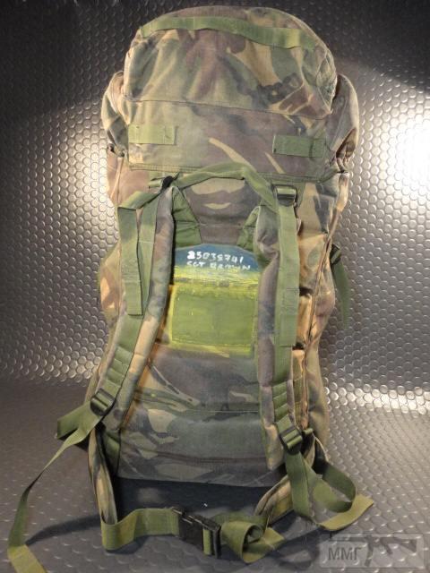 19845 - Рюкзаки армии Великобритании Берген 100 литров DPM и Олива