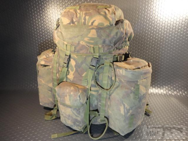 19850 - Рюкзаки армии Великобритании Берген 100 литров DPM и Олива