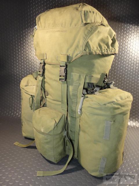 19855 - Рюкзаки армии Великобритании Берген 100 литров DPM и Олива