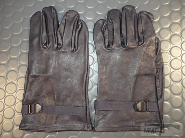 19862 - Кожаные новые перчатки армии Бельгии (130 грн. пара)