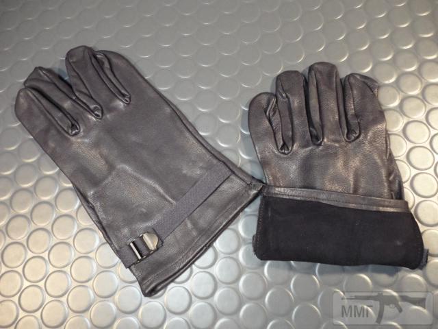 19864 - Кожаные новые перчатки армии Бельгии (130 грн. пара)