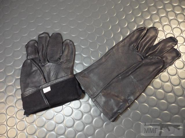 19865 - Кожаные новые перчатки армии Бельгии (130 грн. пара)