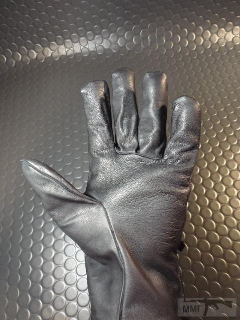 19868 - Кожаные новые перчатки армии Бельгии (130 грн. пара)