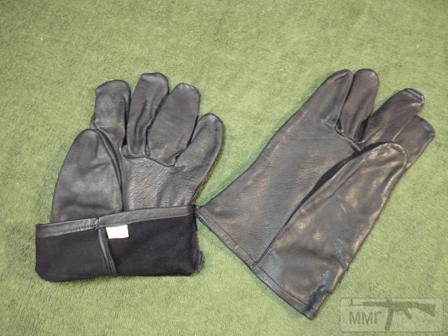 19872 - Кожаные новые перчатки армии Бельгии (130 грн. пара)