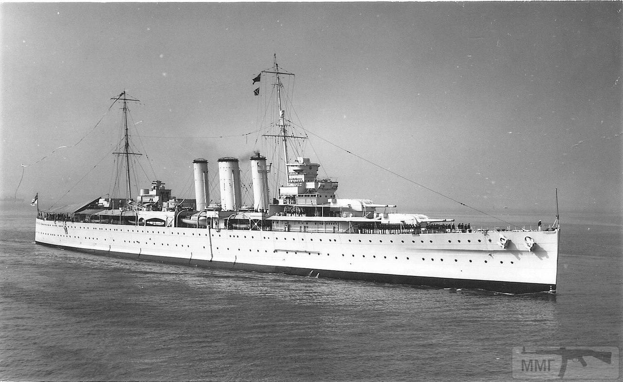 19964 - Броненосцы, дредноуты, линкоры и крейсера Британии