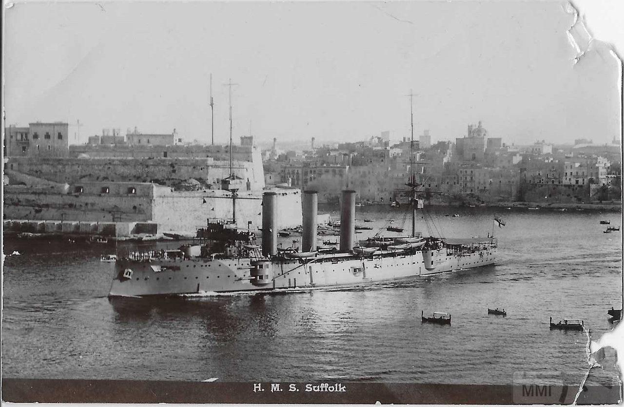 19966 - Броненосцы, дредноуты, линкоры и крейсера Британии